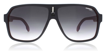 Carrera CA1001/S Matte Black Red