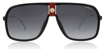 Carrera CARRERA 1019/S Black / Gold / Red