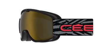 Cebe Junior Artic Matte Black