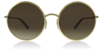 Dolce and Gabbana DG2155 Gold