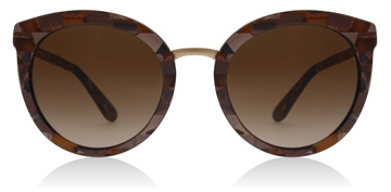 Dolce and Gabbana DG4268 Cube Bronze
