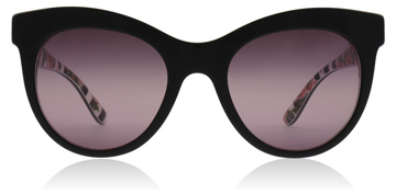 Dolce and Gabbana DG4311 Black / Print Rose