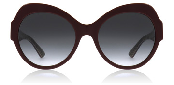 Dolce and Gabbana DG4320 Bordeaux / Leo