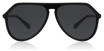 Dolce and Gabbana DG4341 Black
