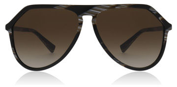 Dolce and Gabbana DG4341 Brown / Horn