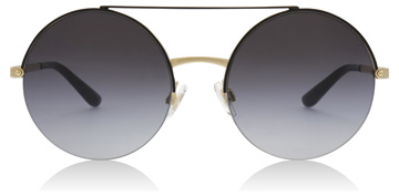 Dolce and Gabbana DG2237 Gold / Black
