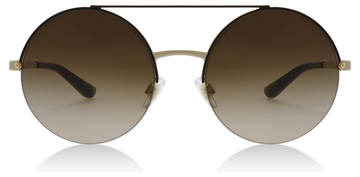 Dolce and Gabbana DG2237 Gold / Brown