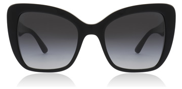 Dolce and Gabbana DG4348 Black