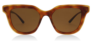 Dolce and Gabbana DG4362 Honey Havana Gold