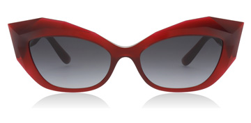 Dolce and Gabbana DG6123 Crystal / Red