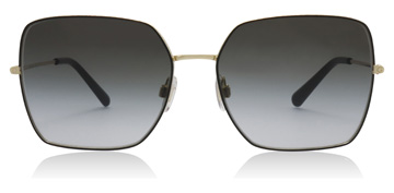 Dolce and Gabbana DG2242 Gold / Black