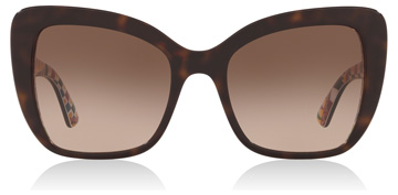 Dolce and Gabbana DG4348 Tortoise
