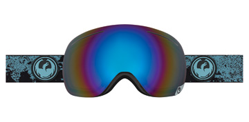 Dragon X1 Mason Blue Flash Blue Polarized