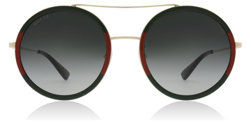 Gucci GG0061S Green / Red / Gold