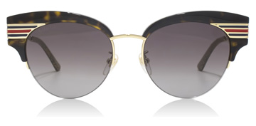 Gucci GG0283S Dark Havana / Endura Gold