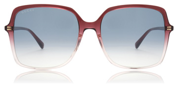Gucci GG0544S Red / Burgundy