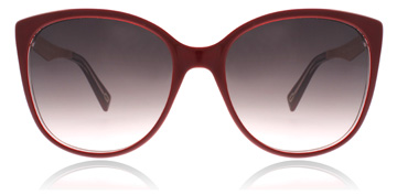 Marc Jacobs MJ203/S Burgundy Copper Gold