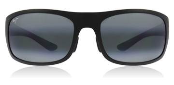 Maui Jim Big Wave Matte Black