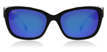 Maui Jim Plumeria Black / Crystal