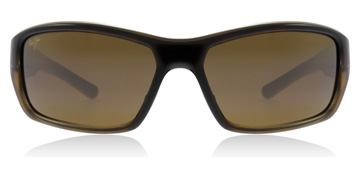 Maui Jim Barrier Reef Brown / Gold