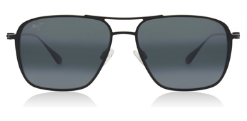 Maui Jim Beaches Matte Black