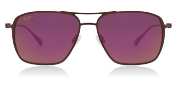 Maui Jim Beaches Burgundy