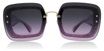 Miu Miu MU01RS Transparent Violet