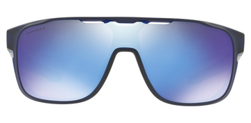 Oakley Crossrange Shield Matte Translucent Blue
