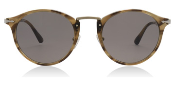 Persol PO3166S Striped Brown