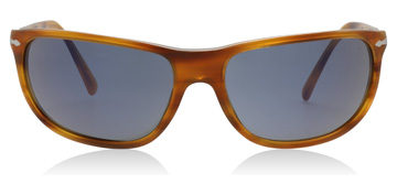 Persol PO3222S Striped Brown