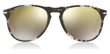 Persol PO9649S Spotted Grey / Black