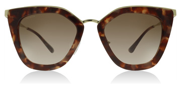 Prada PR53SS Spotted Brown Pink