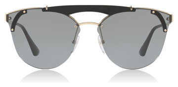 Prada PR53US Pale Gold / Black
