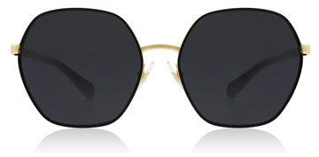 Ralph RA4124 Shiny Gold / Black