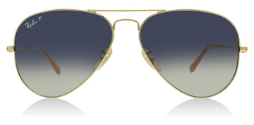 Ray-Ban Aviator Gold