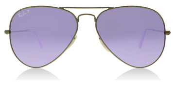 Ray-Ban Aviator Brushed Bronze