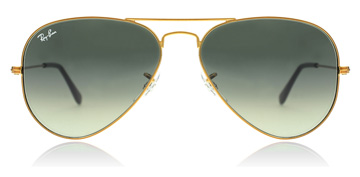 Ray-Ban Aviator Shiny Bronze