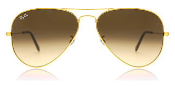 Ray-Ban RB3025 Shiny Light Bronze
