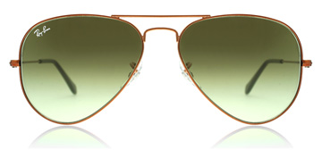 Ray-Ban RB3025 Shiny Medium Bronze