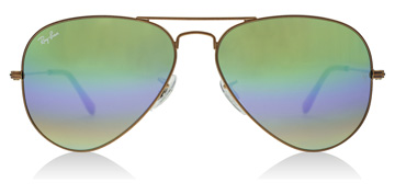 Ray-Ban RB3025 Metallic Medium Bronze