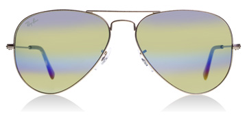 Ray-Ban RB3025 Metallic Light Bronze