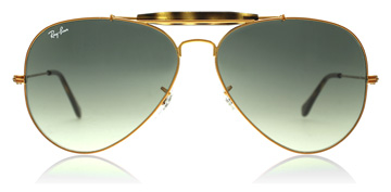 Ray-Ban Outdoorsman II Shiny Bronze
