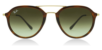 Ray-Ban RB4253 Stripped Havana