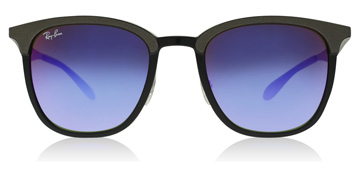 Ray-Ban RB4278 Black/Matte Grey