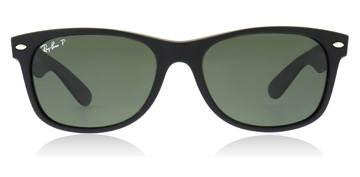 Ray-Ban RB2132 Rubber Black