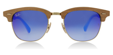 Ray-Ban RB3016M Shiny Gold