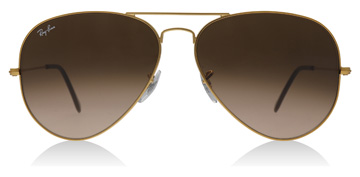 Ray-Ban RB3026 Shiny Light Bronze