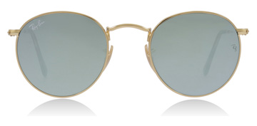 Ray-Ban RB3447N Shiny Gold