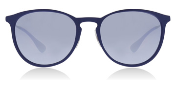 Ray-Ban RB3539 Rubber Electric Blue