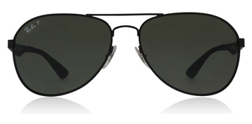 Ray-Ban RB3549 Matte Black
